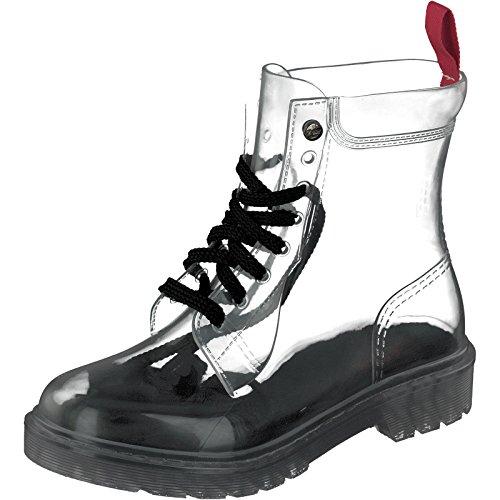 Gosch Damen Gummistiefel Boots transparent Gr.38