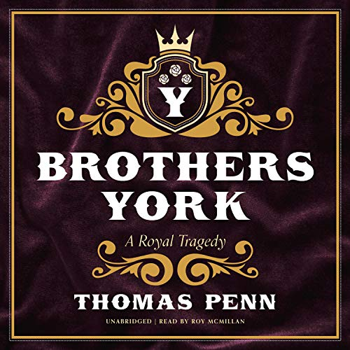 Page de couverture de Brothers York