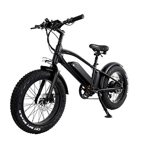 Vélo électrique Fat Bike vélo de Ville VTT 26...