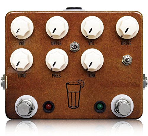 JHS The Sweet Tea V2 Overdrive & Distortion Pedal