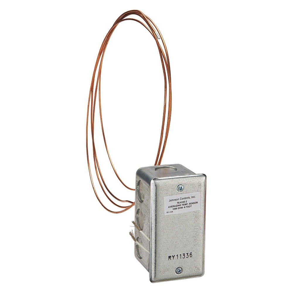 Johnson Controls TE-6100-2 Direct stock discount Series TE-6100 New mail order Nickel Sen Temperature