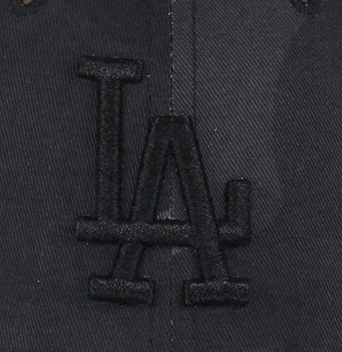 New Era Los Angeles Dodgers 9forty Adjustable Cap Camo Essential Dark Camo - One-Size