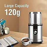 Zoom IMG-1 kyg macina caff elettrico asciutto