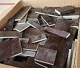 5-20 kg Siebdruckplatten Zuschnitt Reste 9mm-30mm Melamin-Beschichtete Multiplex Sperrholz Platten Holz (20 kg)