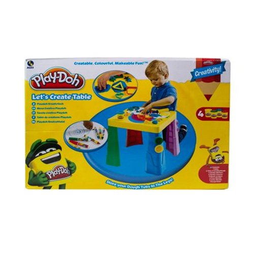 Sambro Play-Doh Let's Create Table