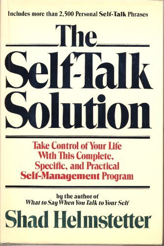 The Self-Talk Solution