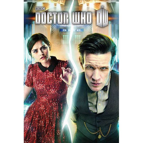 Doctor Who - Poster Split