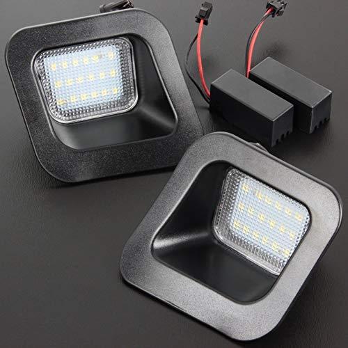 phil trade LED Kennzeichenbeleuchtung kalt weiß [73801]