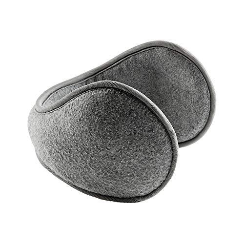 Beechfield Unisex Fleece-Ohrenschützer, Anti-Pilling one size,Anthrazit