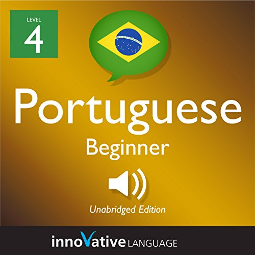 Learn Portuguese - Level 7: Intermediate Portuguese: Volume 1: Lessons 1-25 cover art