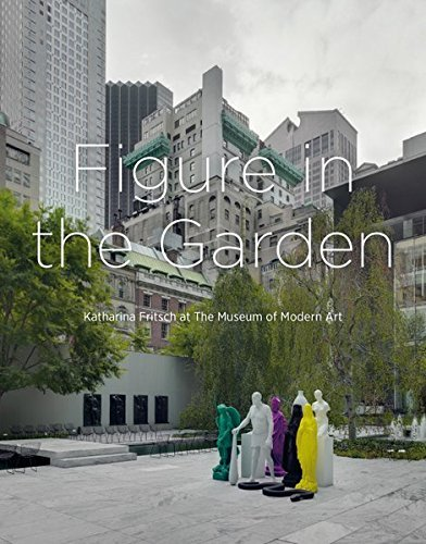 Figure in the Garden. Katharina Fritsch at The Museum of Modern Art (2013-09-05)