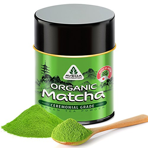 AUTHENTIC PREMIUM QUALITY CEREMONIAL MATCHA: Not culinary packaged as ceremonial, but One which represents the Finest quality available to the world. Only Youngest, most delicate top leaves handcrafted USDA 100% ORGANIC: Certified organic ceremonial ...