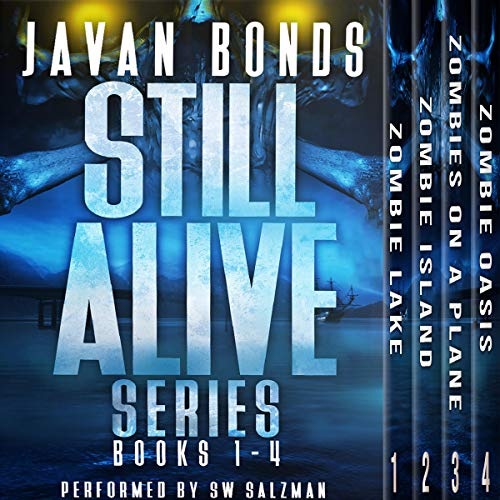 Still Alive: Series Box Set, Books 1-4 cover art
