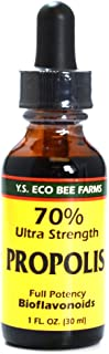 Ys Bee Farms, Propolis Extract Ultra Strength, 1 Ounce