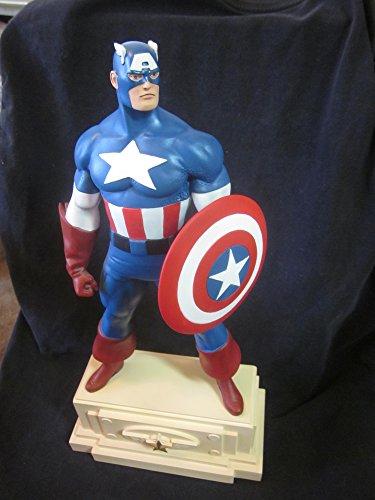 Captain America (Modern Variant) Statue Bowen Designs! image