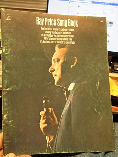 Ray Price Song Book