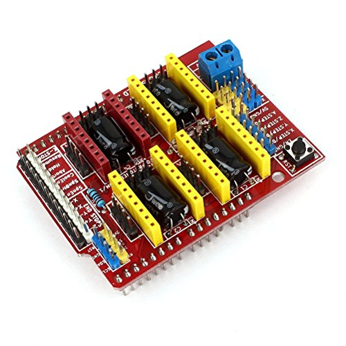 UEETEK A4988 Driver CNC Shield Expansion Board for Arduino V3 Engraver