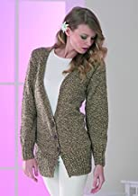 Stylecraft Ladies Jacket Special Knitting Pattern 8528 DK
