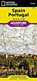 Spain and Portugal (National Geographic Adventure Map (3307))