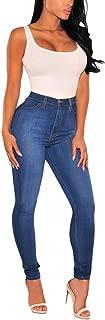 Sale Jeans Skinny Torn Women Light Blue,NEWONESUN Winter High Waist Stretch Leggings Slim Vintage Denim Pants Trousers
