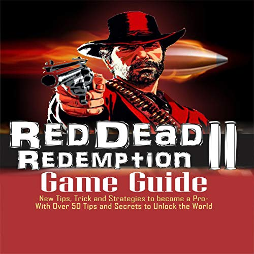 Red Dead Redemption 2 Game Guide audiobook cover art