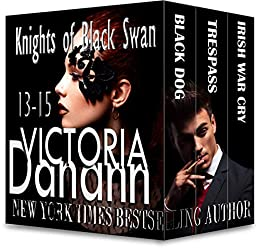 Knights of Black Swan Paranormal Romance Series, Books 13-15 by [Victoria Danann]