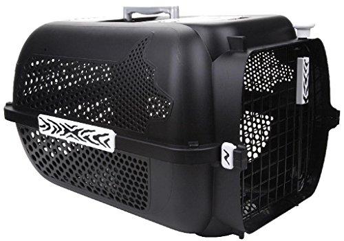 Dogit Transportín para Perros, Talla Extra-Grande, Color Negro