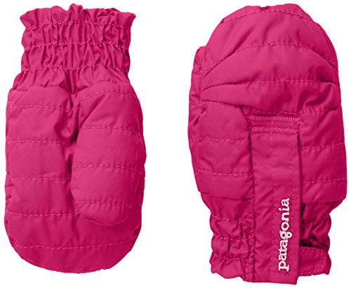 Patagonia Kinder Handschuhe Baby Puff Mitts, Radiant Magenta, S