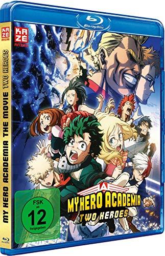 My Hero Academia: Two Heroes - [Blu-ray]
