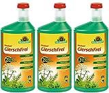 3 x 1 Liter Neudorff Finalsan Konzentrat GierschFrei -Unkrautvernichter