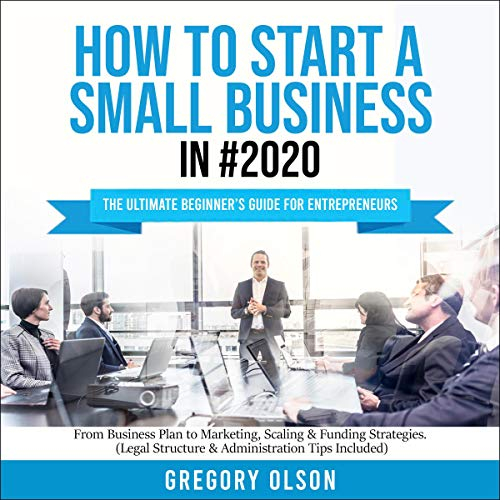 How to Start a Small Business in #2020 cover art