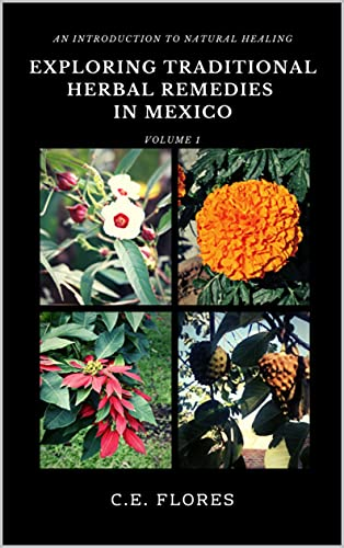 Exploring Traditional Herbal Remedies in Mexico: An Introduction to Natural Healing by [C.E. Flores]