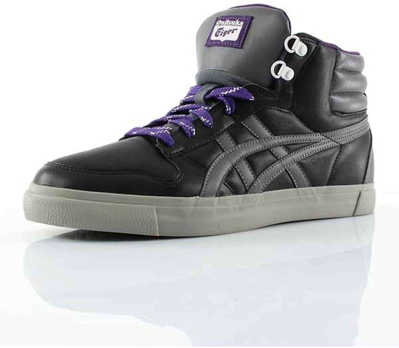 Onitsuka Tiger A-Sist MT Sneaker Black Dark Grey