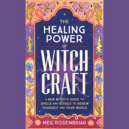 Healing Power of Witchcraft cover art