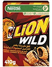 Nestle Lion Wild Made With Whole Grain Cereal Pillows