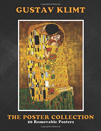 Poster Collection: Gustav Klimt The Kiss Painted Paintings