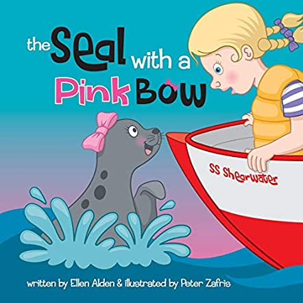 The Seal with a Pink Bow