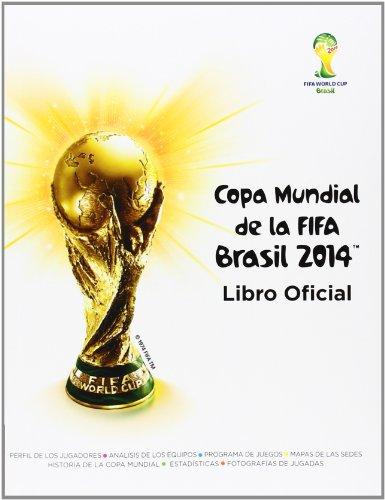 Price comparison product image Copa Mundial de la Fifa Brasil 2014: Libro Oficial = Fifa World Cup Brazil 2014: Official Book