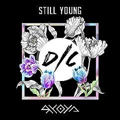 RYOYA「Still Young」のCDジャケット