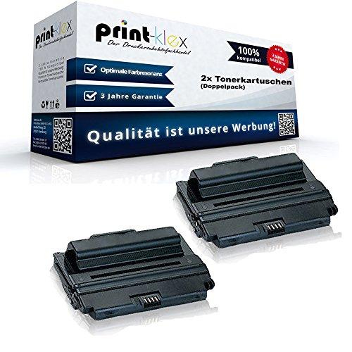 2x cartucce toner compatibili per Samsung SCX 5835 FN SCX 5835 NX SCX 5900 Series SCX 5935 FN SCX 5935 NX MLT-D2082L MLTD208 MLT D208 MLT D2082 Nero – Serie Office Print