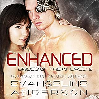 Enhanced: Brides of the Kindred 12 cover art