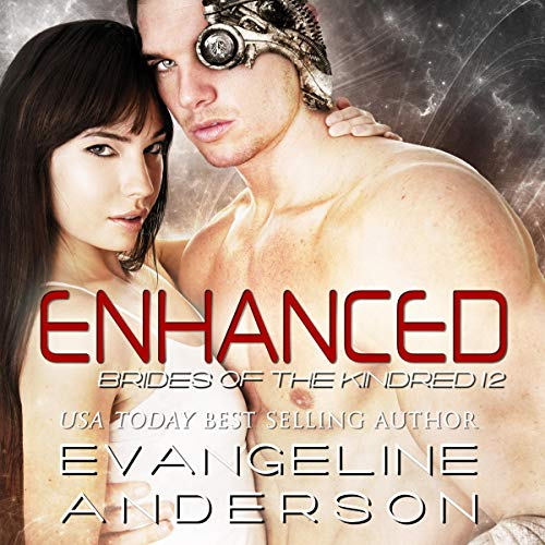 Couverture de Enhanced: Brides of the Kindred 12