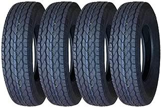 4 New Windforce Trailer Star 100/96L 6Ply Tire ST205/75R14 205 75 14 2057514