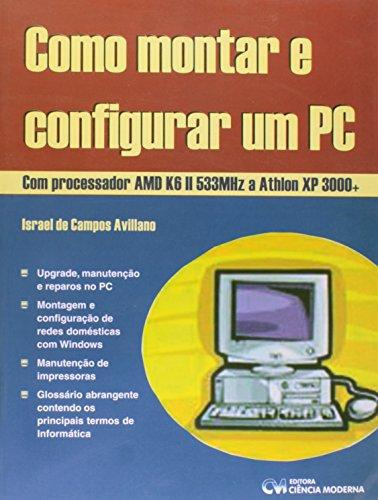 Como Montar E Configurar Um Pc - Com Processador Amd K6 Ii 533 Mhz A A