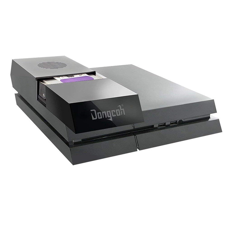 Storite (Playstation 4) PS4 Storage Expansion Hard Drive 6TB DataBank (GameBar) - 1 Year Warranty (6TB)