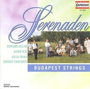 """Elgar, E.: Serenade, Op. 20 / Suk, J.: Serenade, Op. 6 / Wolf, H.: Serenade, """"Italienische Serenade"""""""
