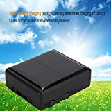 Rastreador Localizador GPS Inalámbrico,con Doble Rastreador Solar a Pueba de Agua, RF-V26 +...