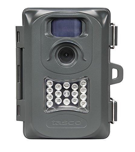 Tasco Wildkamera 2-4 MP, 15 Low-Glow LED Trail Camera, 119234