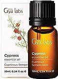 Aceite esencial de ciprés: un sentido perenne de alivio de los dolores y el dolor (10 ml) - Aceite...