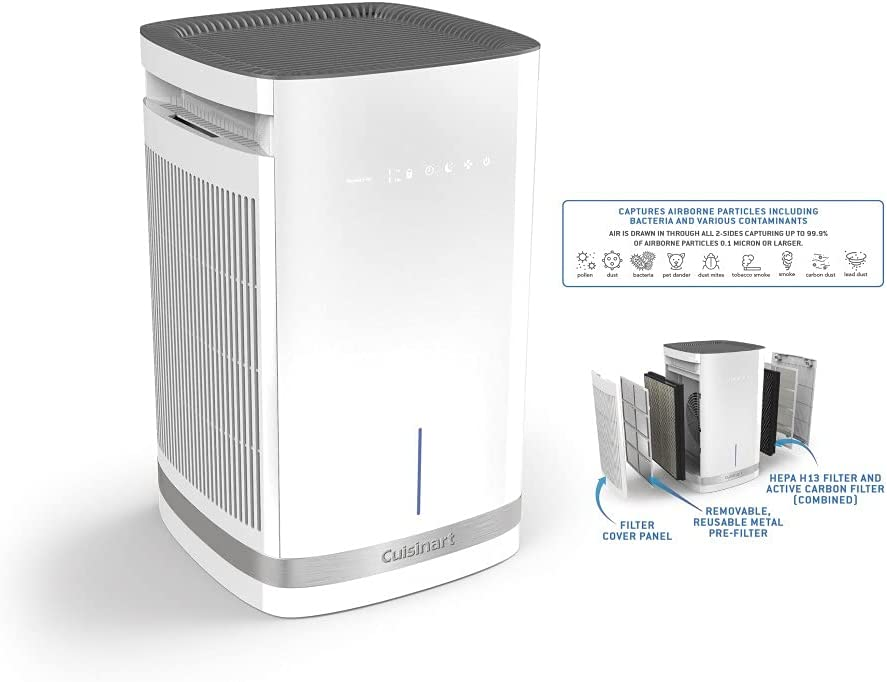 Cuisinart CAP-500 PuRXium H13 Medium Room/Countertop Air Purifier
